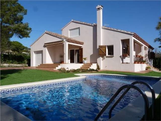 Beautiful holiday home - El Vendrell - Casa