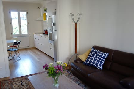 Bright and quiet apartment around Central Station - Antwerp - Lakás