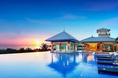 Beautiful Villa (Casa Seaside) - Noen Phra