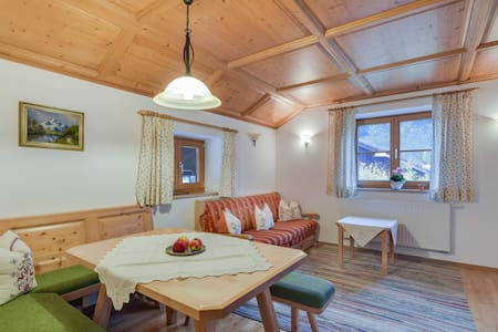 Charming Holiday Apartment Sommerwind with Mountain View, Wi-Fi, Garden & Balcony; Parking Available