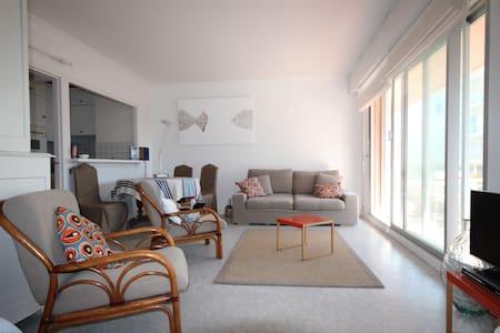T2 avec balcon sud à 50m de la mer - La Baule-Escoublac