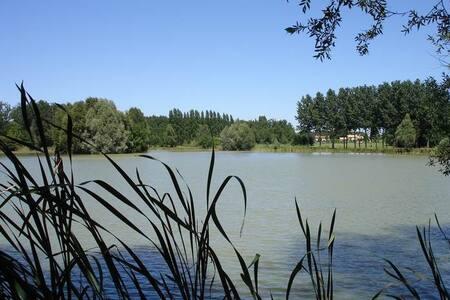 l'étable piscine et pêche - Pers - House - 2