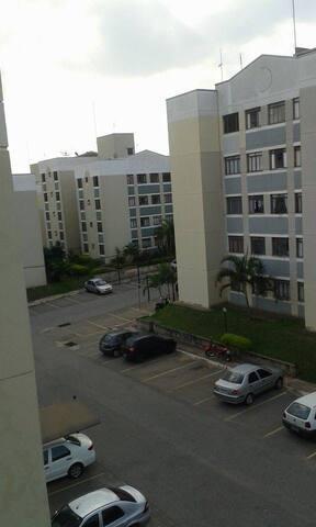 Apartamento para o Tomorrowland - Itu - Wohnung