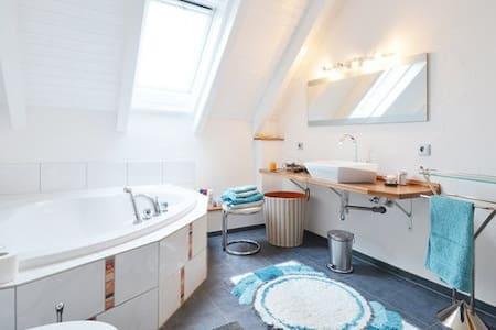 Zimmer mit Balkon München-Flughafen - Apartment