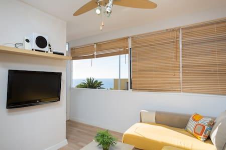 Apartamento en playa de la arena - Santaigo del Teide - Apartament