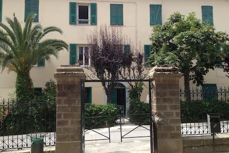 Corte Apartment of charm mountain view - Venaco - 公寓