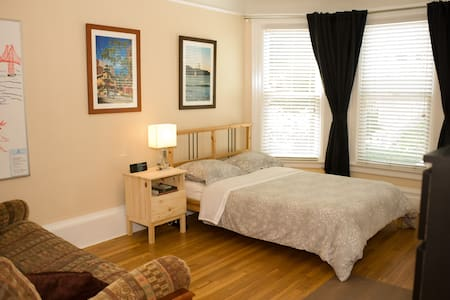 Get to anywhere in the city fast! - San Francisco - Apartment