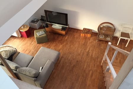 70 qm country house loft Ehrenfeld - Cologne