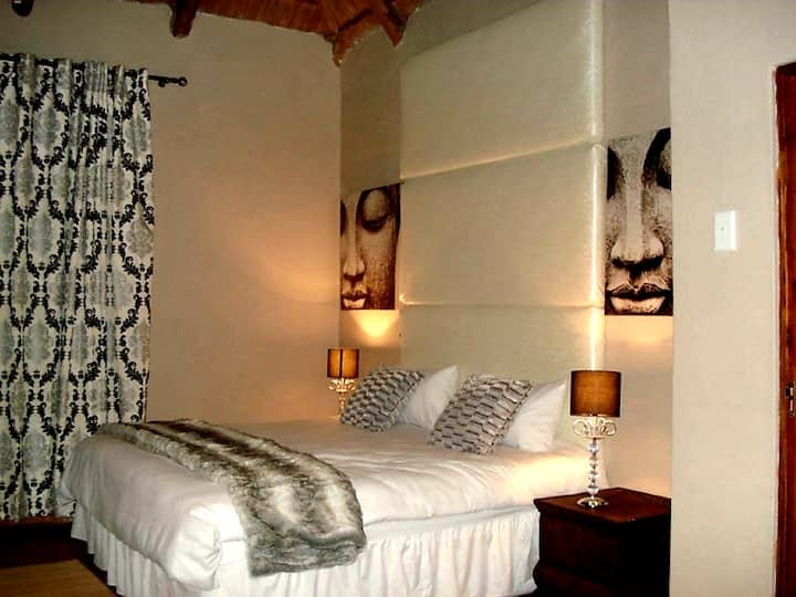 Spacious, Relaxed and Stylish King Accommodation