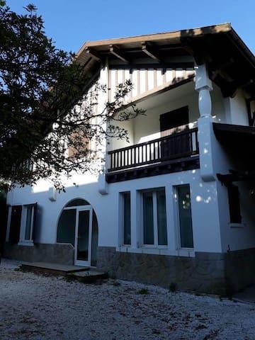 Maison en plein coeur du Moulleau