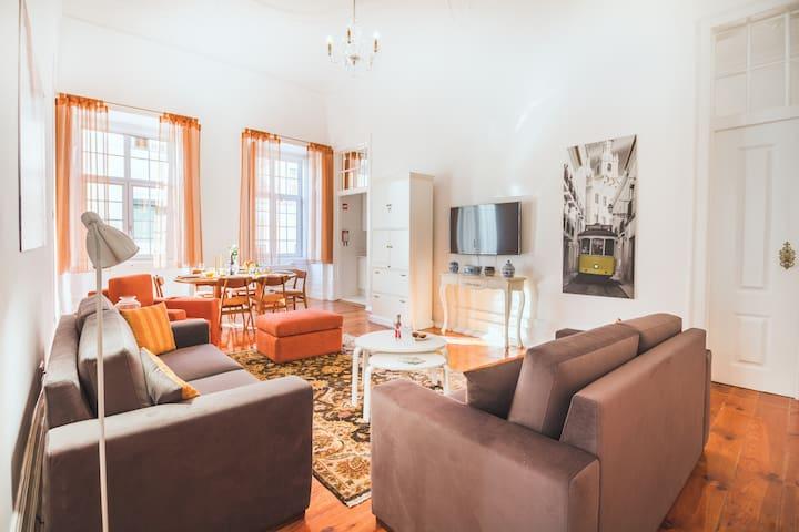 Coeur de Fern - Historical Apartment