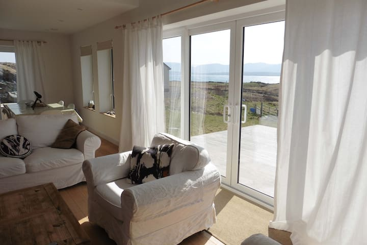 Eco-house in Rosbeg, County Donegal - Rosbeg, Portnoo - Rumah