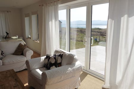 Eco-house in Rosbeg, County Donegal - Rosbeg, Portnoo