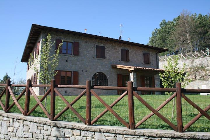Villa La Verna app. Lapo