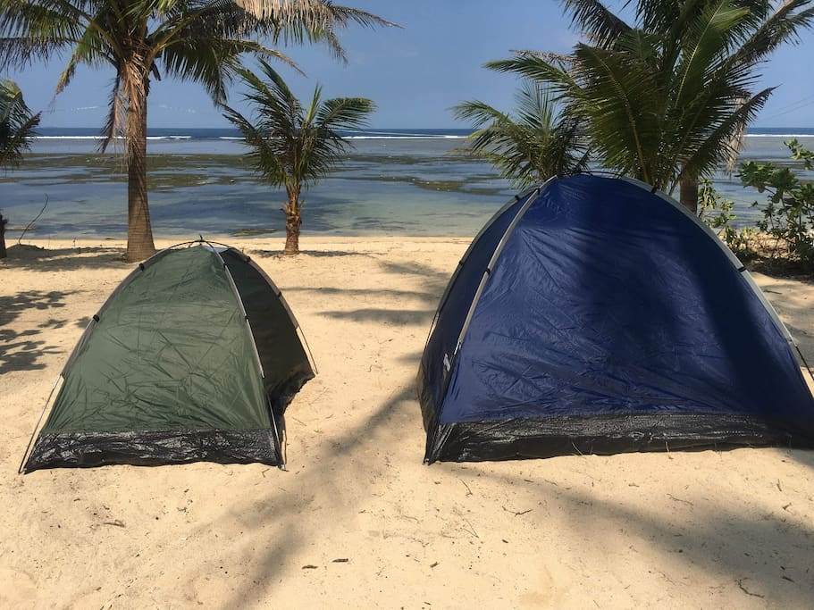 Tent 1pax P399.00 with breakfast Tent 2pax P599.00 with breakfast