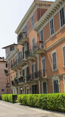 A little jem in Bogliaco Garda Lake accommodation - Gargnano - Apartemen