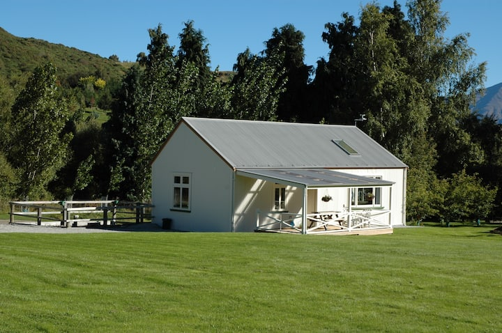 Studio/Barn below Coronet Peak