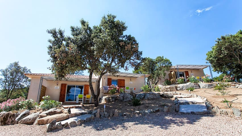 Mini villas Sole di Dumè - Sotta - Bungalow