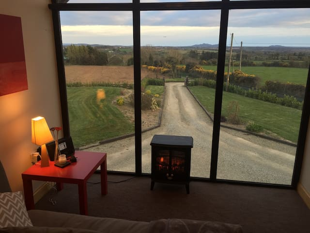Spacious, Luxury Country Home, Carlow/Wexford - Enniscorthy - Huis