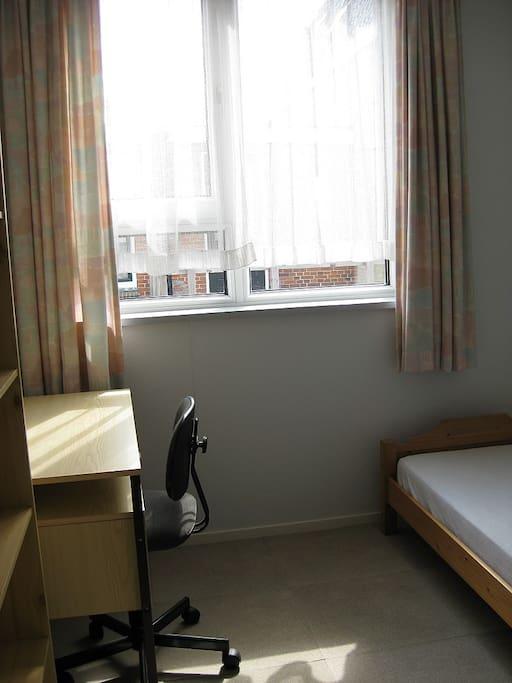 Geadverteerde  kamer #2