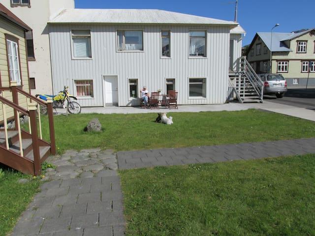 Siglufjörður,apartment - Siglufjörður - Apartemen