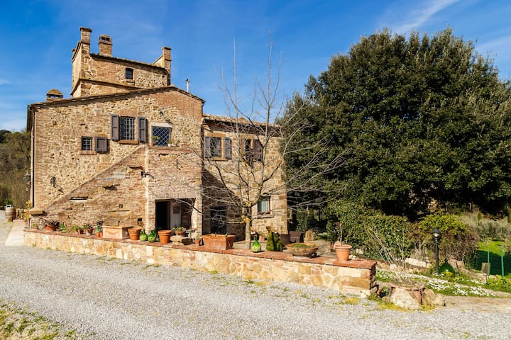 La Vigna Farmhouse in Montepulciano - Montepulciano - Appartement