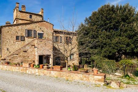 La Vigna Farmhouse in Montepulciano