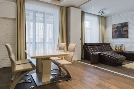Apartment Hi-Tech in Moscow Center!