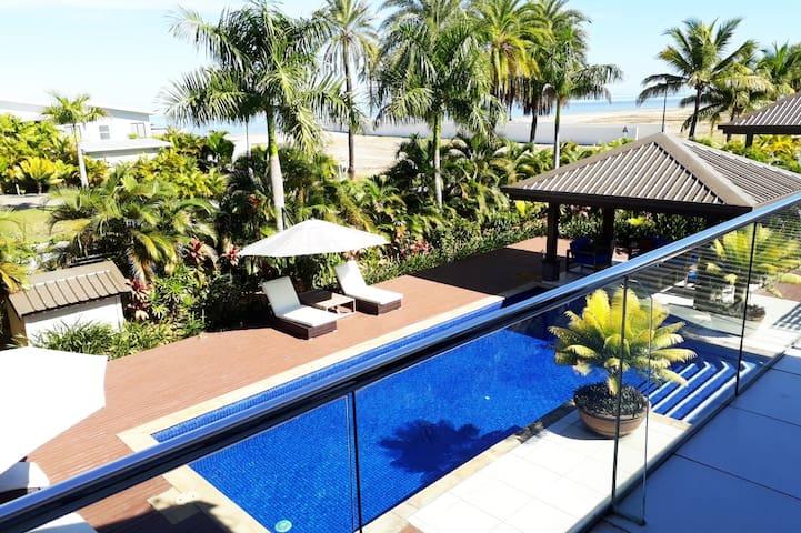 Ocean View 4 Bedroom Villa豪华海景4房别墅*独栋私人泳池*可做饭*免费上网