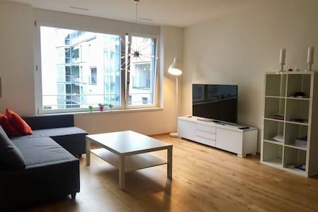 Brand new flat 5' from lake - Zürich - Huoneisto