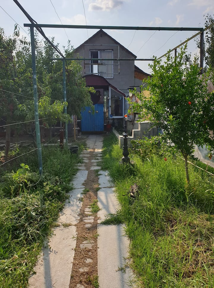 Villa in Natakhtari for Family and friend!!