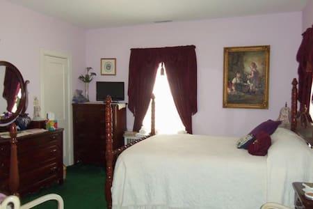 Ivycrest Inn B&B Room # 2 - Christiansburg - Bed & Breakfast