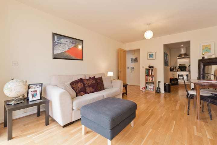 Modern Apartment in Grand Canal/City Centre