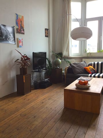 Charming apartment nr.train station - Antwerpen - Appartement
