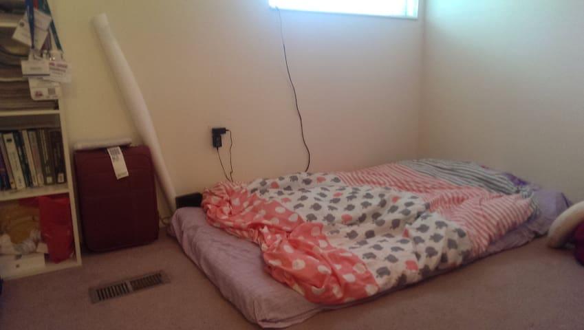 Cozy room near University of Utah - Salt Lake City - Lägenhet