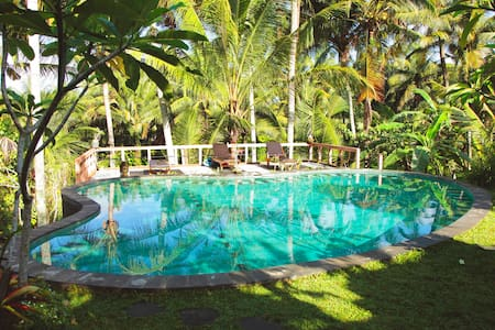 Villa Terrace Campuhan! Perfect place to feel Bali - Ubud