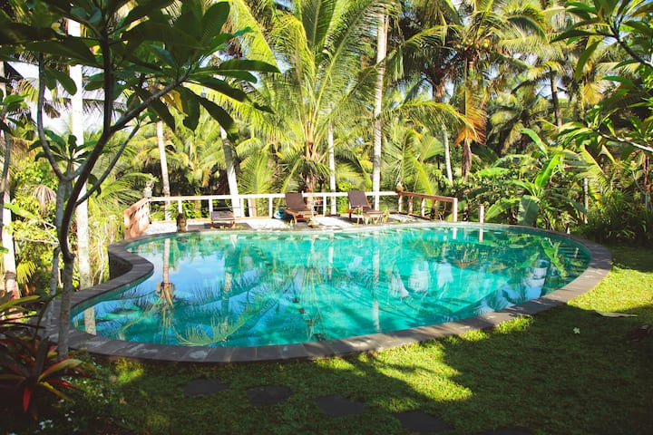 Villa Terrace Campuhan! Perfect place to feel Bali