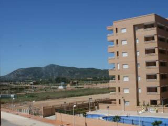 Marina d'or, apartment next to the beach