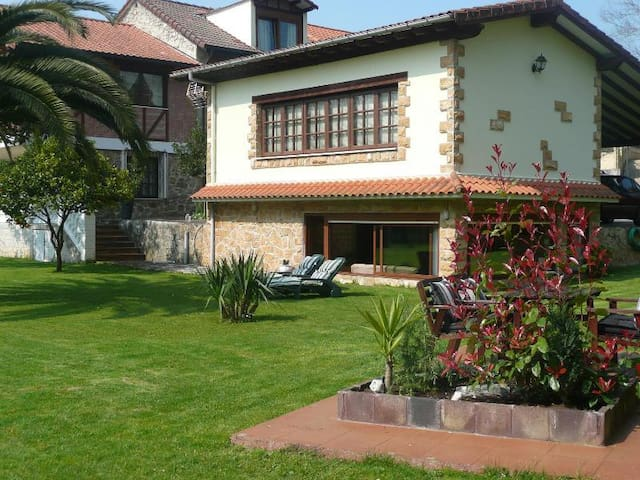 Cottage in Cantabria - Entrambasaguas - Apartament