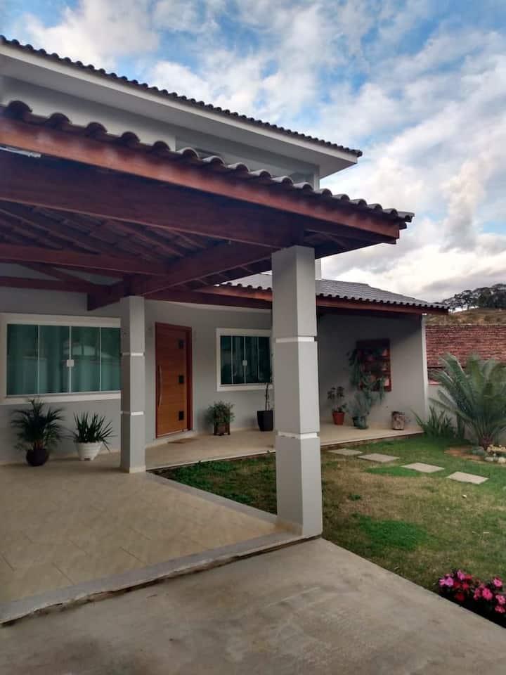Paraíso  Mineiro - Sossego , Paz e Natureza