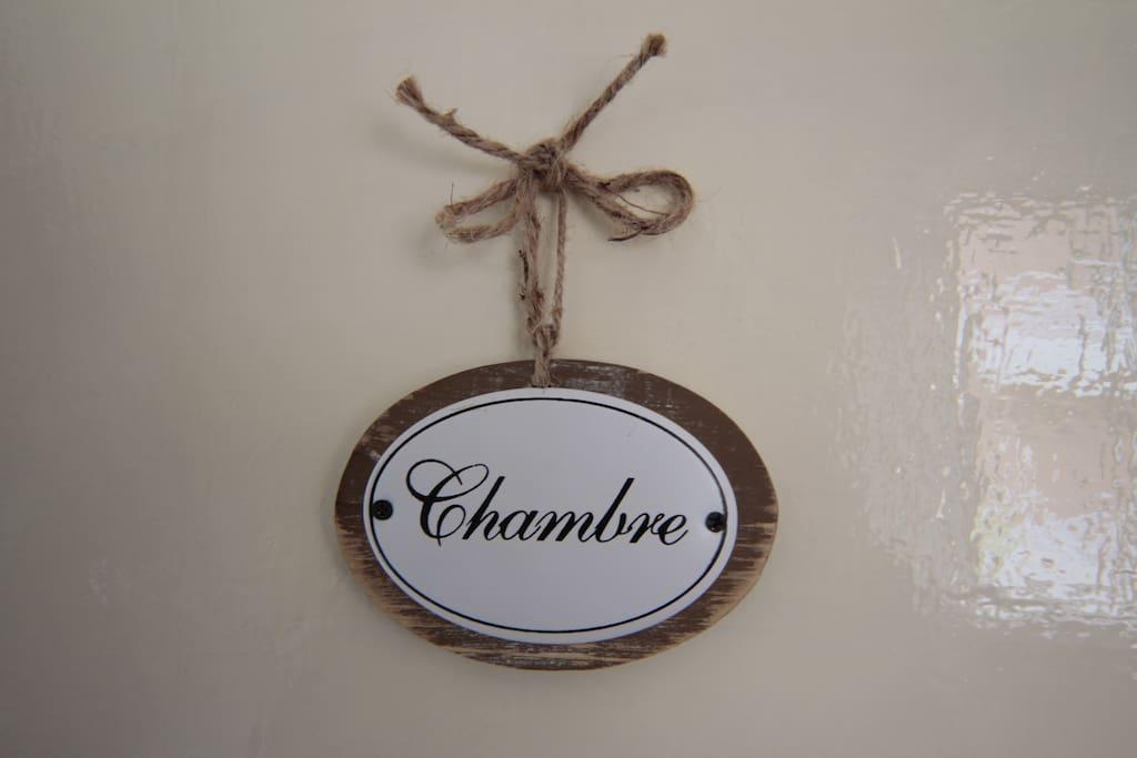 """Camera - Chambre (Stanza """"Giardino"""")"""