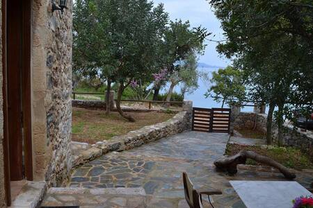 """Marillia"" Beautiful Cottage on the Beach"