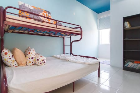 Your Blue Sky Cozy Room - Balik Pulau