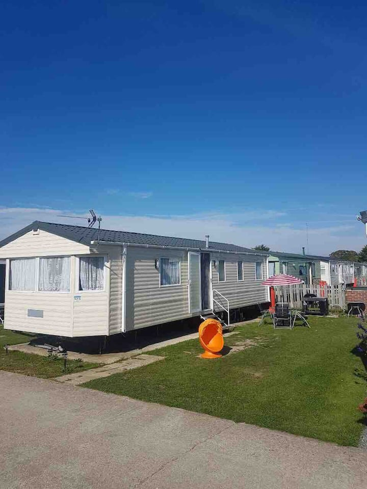 Holiday home on Hayling Island