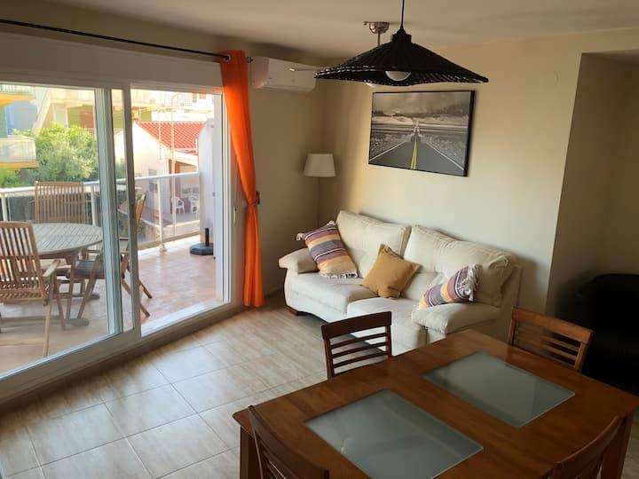 Apartamento de playa a 2 pasos de la zona de ocio