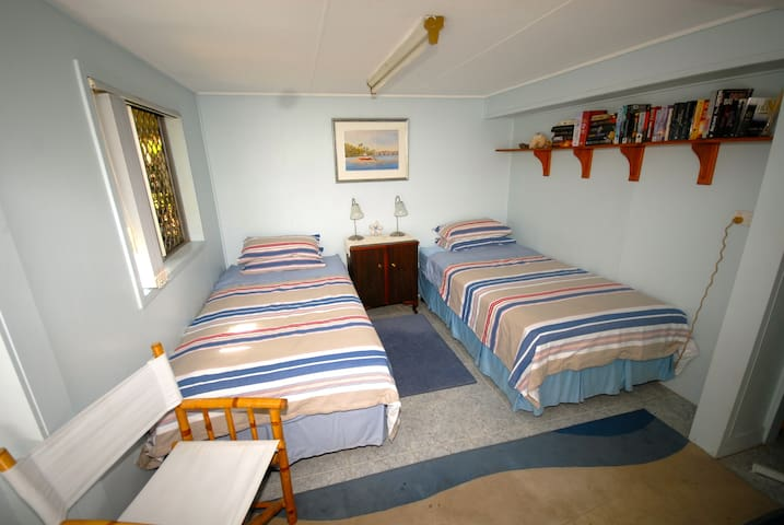 Bedroom 2 - additional $15/person per night.