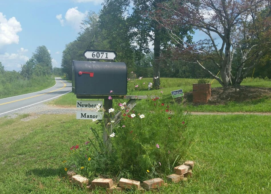 Look for our sign at 6071 Hwy. 89 W