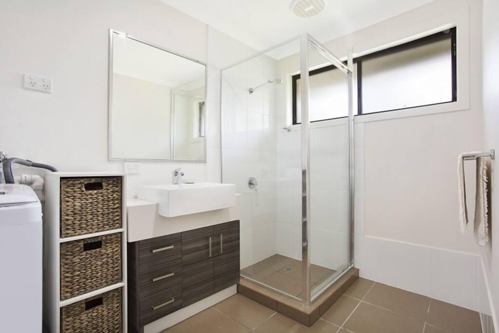 Stunning New Bathroom