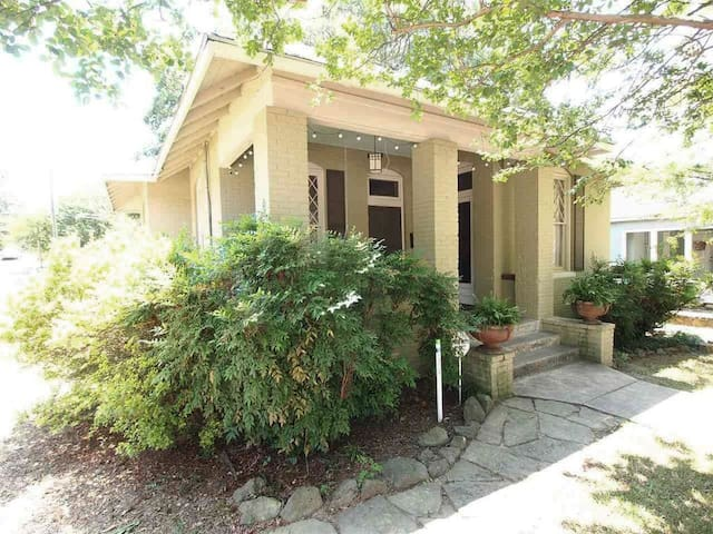 Located in historic Stift Station - minutes from UAMS, downtown, SOMA & Hillcrest