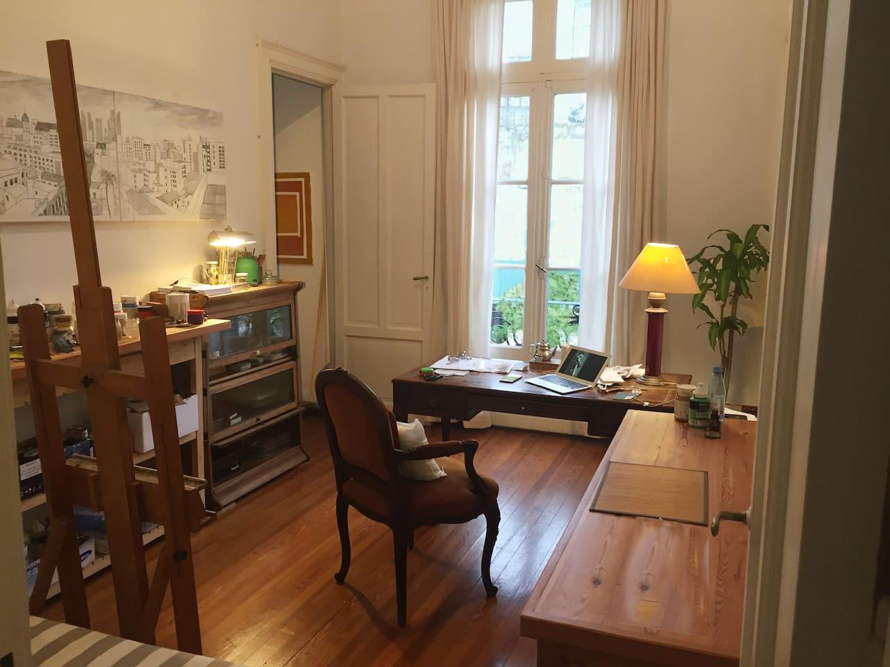 Escritorio - Desk